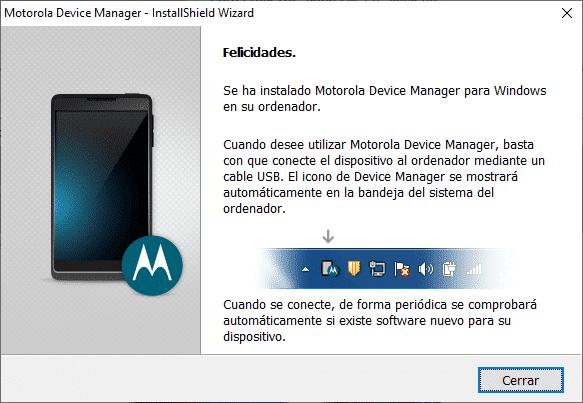 Motorola Android ADB tool