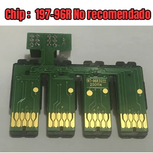 Chip sistema continuo 197-96R