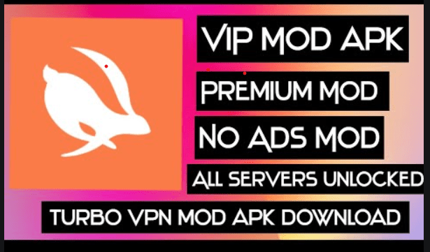 Turbo VPN VIP MOD APK 3.5.4.2 Premium unlocked