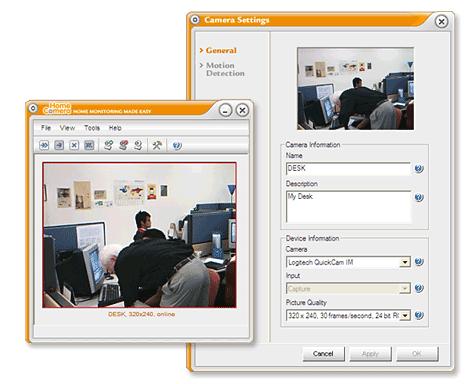Transforme a WebCam em Câmera de Segurança