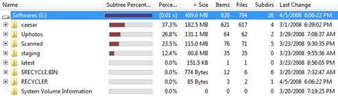 Remova arquivos desnecessários do HD