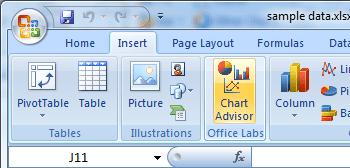 Escolha o melhor gráfico no Excel