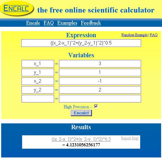 Calculadora científica online (grátis)