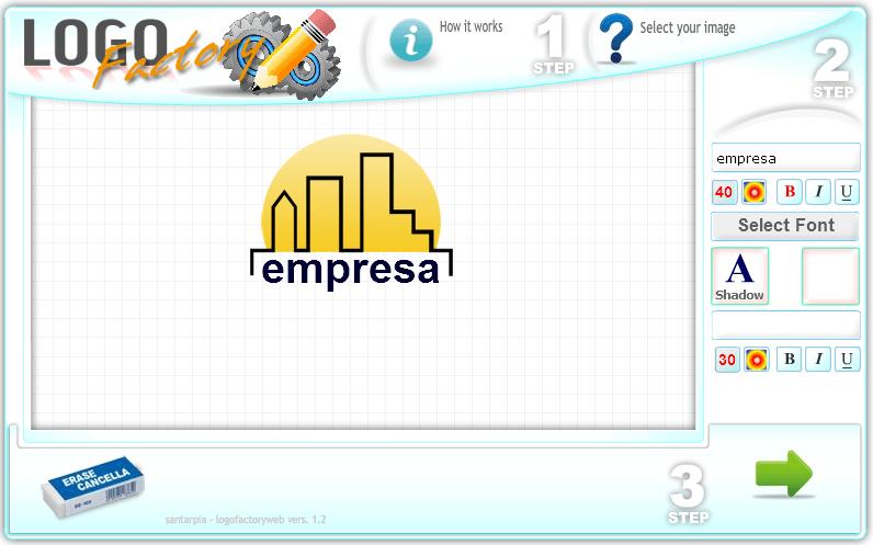 Crie seu logotipo online