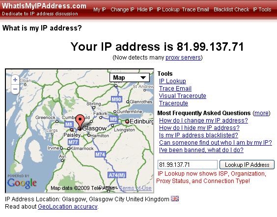 Como descobrir seu IP?