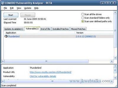 Identifique vulnerabilidades no seu computador