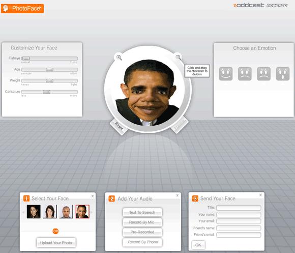 Transforme fotos em personagens 3D falantes