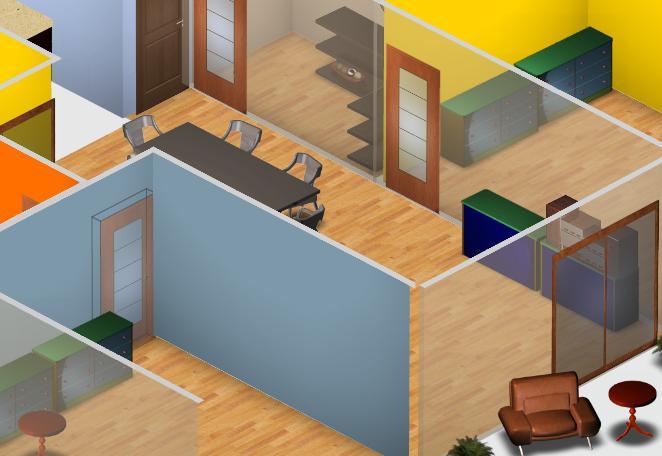 Design de casas em 3D (online e de graça)