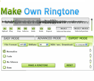 makeownringtone