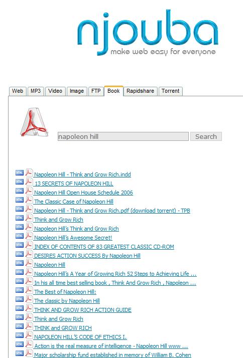 Como encontrar arquivos para download