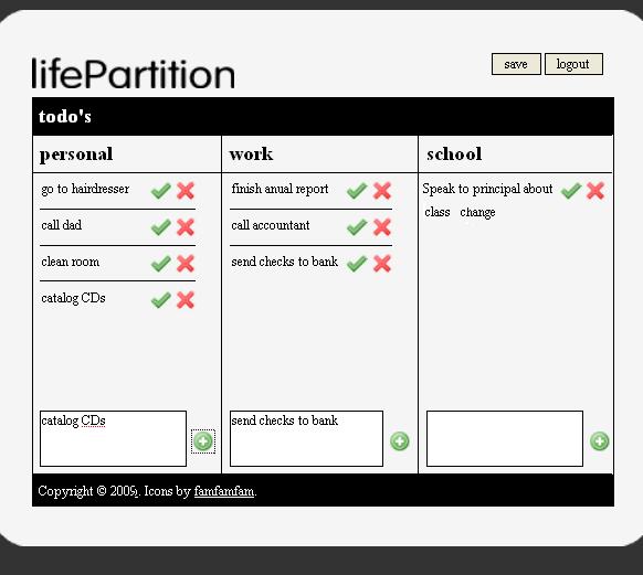 Organize-se com TO-DO lists agrupadas