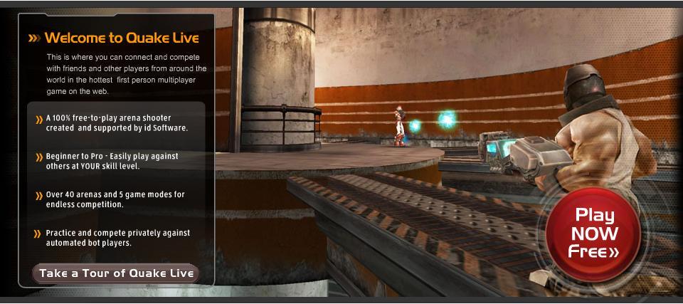Jogue Quake online