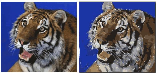 Transformar imagens em vetores