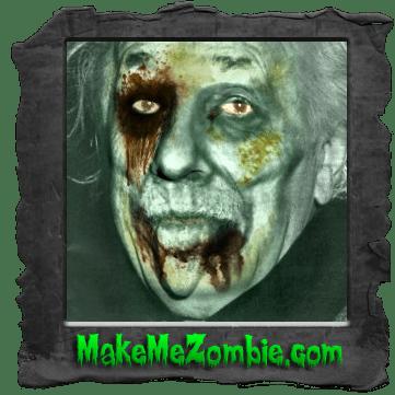 Halloween: Faça um zumbi com sua foto