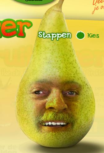Hey Apple! Uma fruta com seu rosto