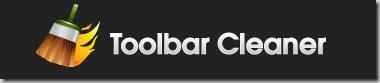 Remova barras de ferramentas do seu navegador