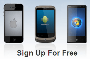 Crie Apps para iPhone, Android e WindowsPhone online