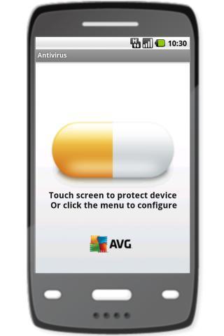 Antivírus AVG para Android