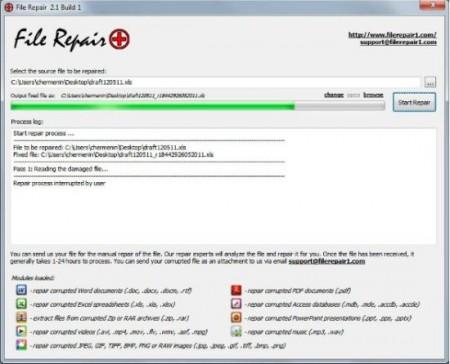 Como recuperar arquivo DOC, PDF, PPT e XLS corrompido