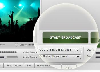 Como transmitir um evento ao vivo pela internet