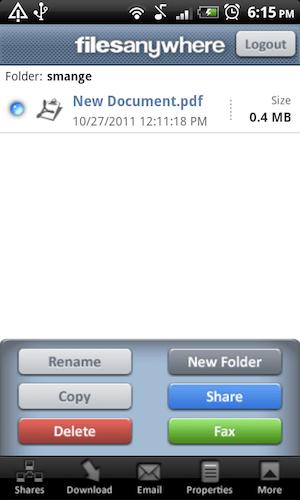 Como enviar fax de graça pelo Android