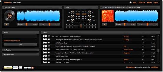 Como mixar suas músicas online
