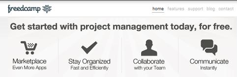 Gerencie seus projetos em equipe online