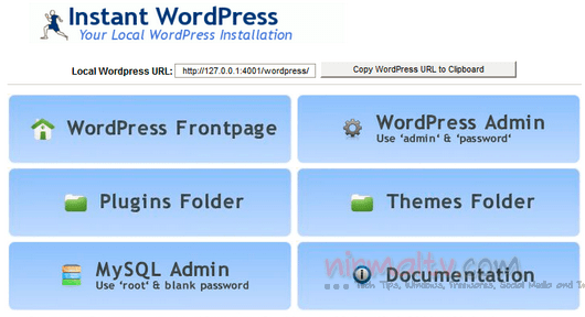 Como instalar o WordPress no Windows