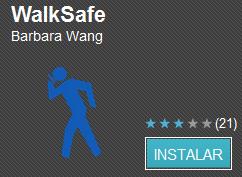 Android: Aplicativo olha a rua para você atravessar falando ao telefone