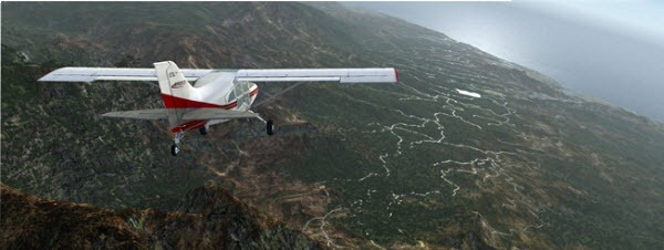 Microsoft Flight Simulator disponível para download grátis