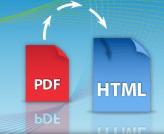 Como converter PDF para HTML online