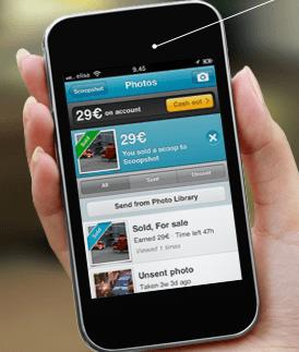 Já pensou em vender as fotos que você tira com o iPhone/Android?