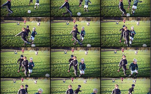 Android: Como tirar (muitas!) fotos sequenciais de ações em movimento