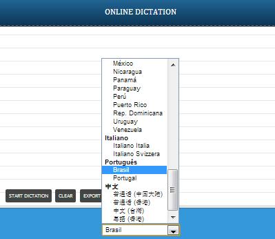 Que tal ditar seu texto para seu computador escrever?