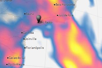 Forecast.io - O melhor serviço de previsão do tempo online