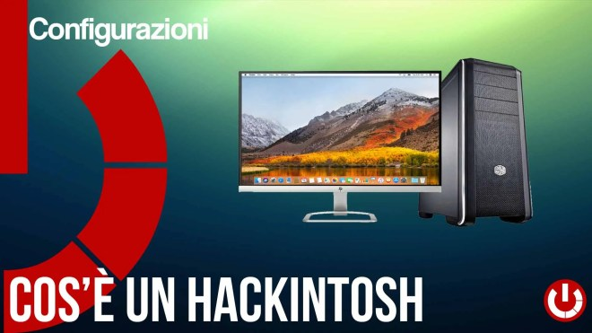 Cos'è un Hackintosh