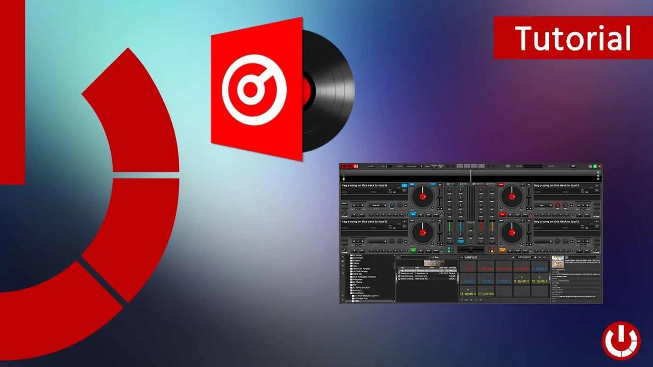 VIRTUAL DJ APPLICAZIONE SCARICA