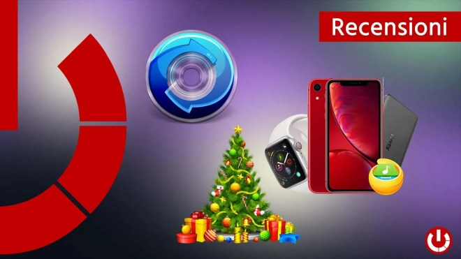 MacX - Promozioni Natalizie + iPhone XR Giveway