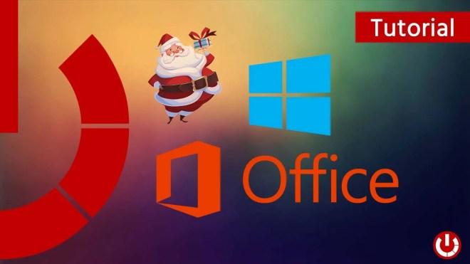 Offerte di Natale: Windows 10 Pro, Office 2016 Pro e Office 2019 a meno di 10€!