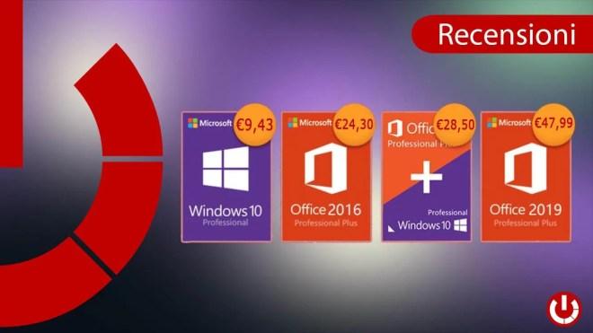 Promozioni G2DEAL per Windows e Office