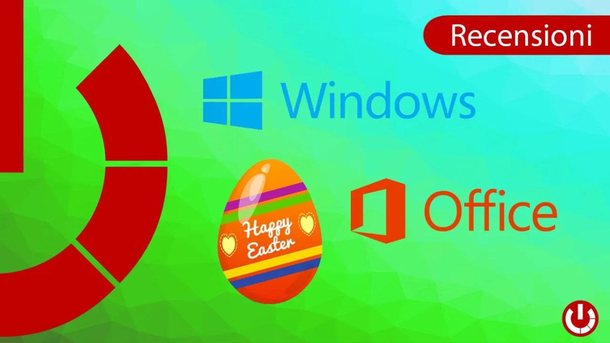 Sconti Windows 10 e Office 2019 per le feste pasquali