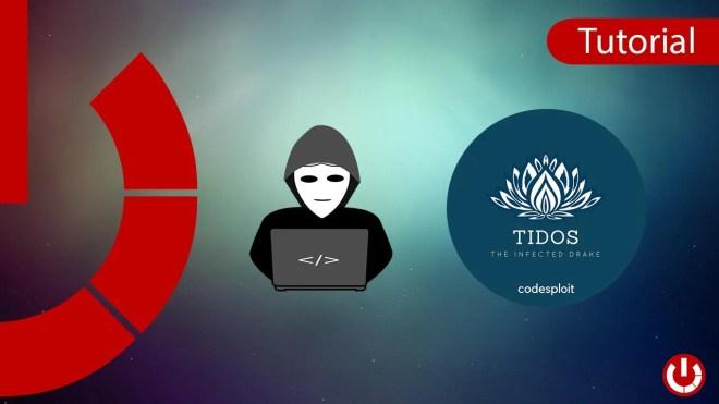 Come usare TIDoS-Framework per analizzare siti web