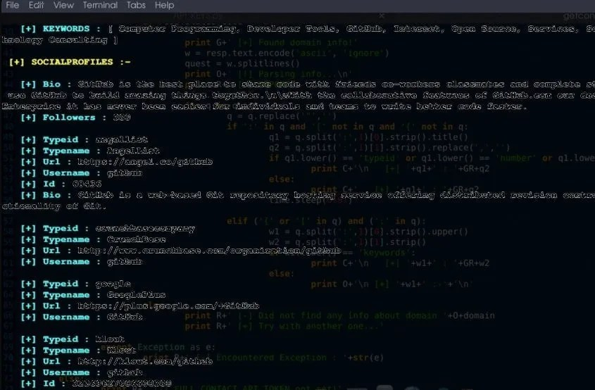 TIDoS-Framework in azione 2