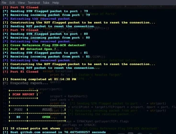 TIDoS-Framework in azione 5