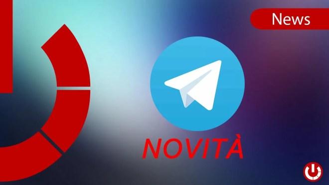 Telegram si aggiorna- Ecco le novità in arrivo