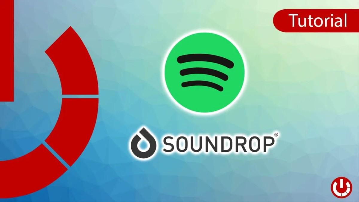 Come caricare i propri brani su Spotify con Soundrop gratis