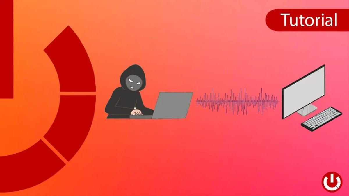 Catturare l'audio di un dispositivo tramite link malevolo