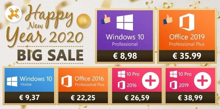 Super offerte 2020 su software da GoodOffer24