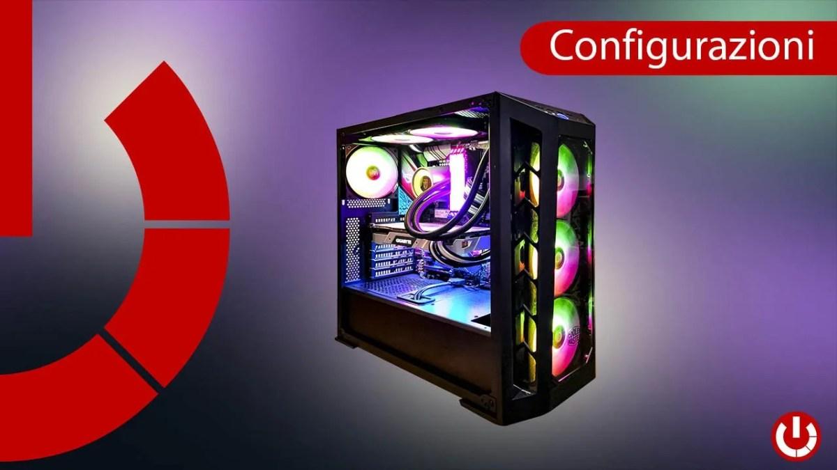Configurazione PC da Gaming AMD da 800€