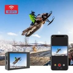 Recensione Action Cam 4K 20 Megapixel